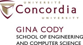 Concordia University Gina Cody School of Engineering and Computer Science logo